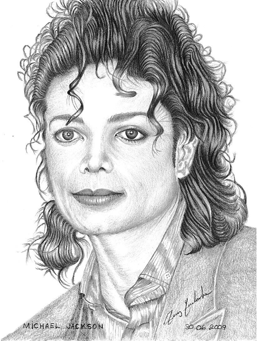 Dessins page 10 - Coloriage michael jackson ...